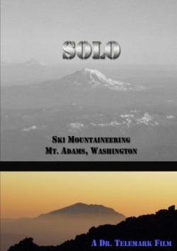 Solo – Ski Mountaineering Mt. Adams in Washington State
