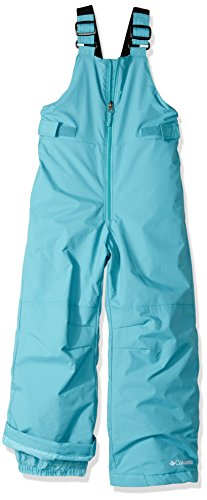 Columbia Big Boys' Snowslope Ii Bib, Pacific Rim, Medium
