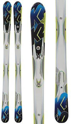 K2 A.M.P. Aftershock Skis Mens Sz 174