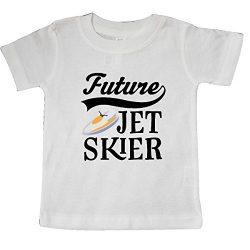 inktastic – Future Jet Skier Water Sports Baby T-Shirt 24 Months White 2df0d