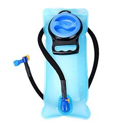 Hydration Bladder 70 oz/2 Liter – Suitable for All kinds of Hydration Pack – Water S ...