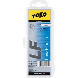 Toko LF Tribloc Ski Wax, Blue, 120gm