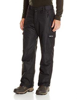 Arctix Men's 1960 Snow Sports Cargo Pants, X-Large, Black