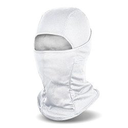 Balaclava Windproof Ski Mask Cold Weather Face Mask Motorcycle Neck Warmer or Tactical Hood Ulti ...