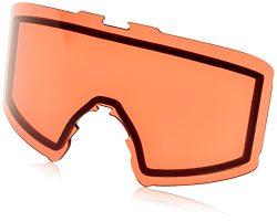 Oakley Men's Line Miner Snow Goggle Replacement Lens, Prizm Rose, Prizm Rose, Large