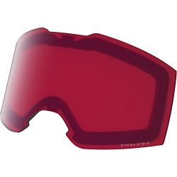 Oakley Fall Line Snow Goggles Replacement Lens, Prizm Rose, Medium