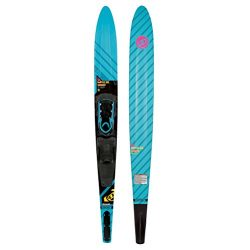 "OBrien 66″"" Impulse Slalom Waterski with X-9 Binding Womens"