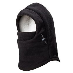REDESS Kids Winter Windproof Hat, Unisex Children Heavyweight Balaclava, Ski Mask With Thick War ...