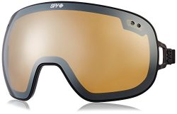Spy Optic Doom Snow Goggles, Bronze Lens with Silver Mirror