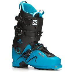 Salomon S/Lab MTN Alpine Touring Boots – 28.5/Translucent Blue-Black