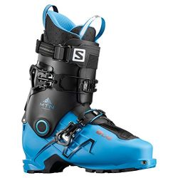 Salomon S/Lab MTN Alpine Touring Boots – 26.5/Translucent Blue-Black