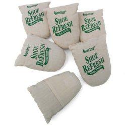 Household Essentials CedarFresh Natural Shoe Deodorizer ReFresh Cedar Bag Inserts for Shoes and  ...