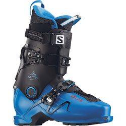 Salomon S/Lab MTN Ski Boot Transcend Blue/Black, 25.5