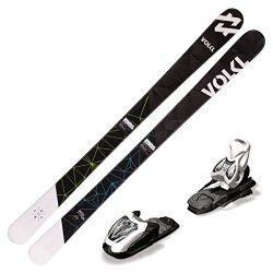 2017 Volkl Wall Junior Skis w/ Marker 4.5 EPS Bindings