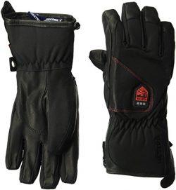 Hestra Power Heater Glove, Black, 9/Large