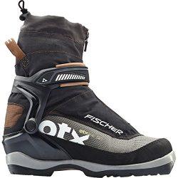 Fischer Men's Offtrack 5 BC Ski Boots Black/Brown 42