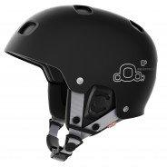 POC Receptor Bug Ski Helmet, Uranium Black, Large