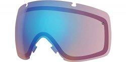 Smith Optics IO Adult Replacement Lense Snow Goggles Accessories – Chromapop Storm Rose Fl ...