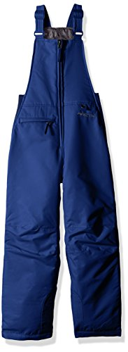 Arctix Youth Insulated Overalls Bib, Medium, Royal Blue
