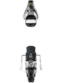 Atomic STH2 WTR 16 Ski Binding (Gun Metal/Black, 90mm)