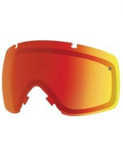 Smith Optics IO Adult Replacement Lense Snow Goggles Accessories – Chromapop Everyday Red  ...