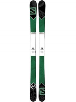 Salomon Threat Skis Mens Unisex Freestyle Parl Pipe Twin Tip (161)
