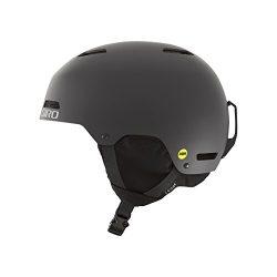 Giro Ledge MIPS Snow Helmet Matte Black S (52-55.5cm)