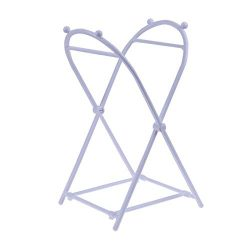 Storage Rack – 1pc Folding X Type Garbage Bag Hanging Rack Portable Trash Can Holder Home  ...