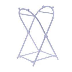 Storage Rack – 1pc Folding X Type Garbage Bag Hanging Rack Portable Trash Can Holder Home  ...