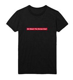 Ski Mask The slump God Supreme Men Men's T-Shirt 100% Cotton Black Shirt Mens LG Men Black ...