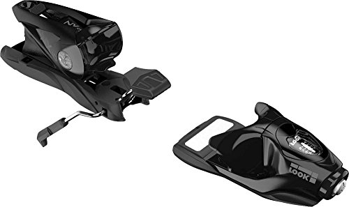 Look NX 10 Ski Bindings – 2018 – 93 mm brake, Black
