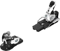 Salomon Warden MNC 13 Ski Binding White/Black, 130mm
