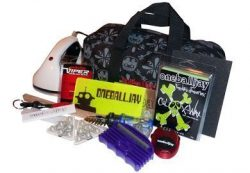 OneBall Jay World Domination Kit ~The Ultimate Ski/Snowboard Tune Kit with Iron and Wax