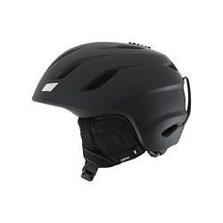 Giro Nine Snow Helmet Matte Black M (55.5-59cm)