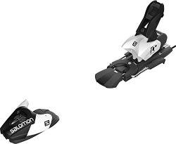 Salomon L10 Ski Bindings Black/White Sz 100mm