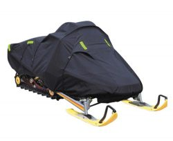 Trailerable Snowmobile Snow Machine Sled Cover Ski Doo Bombardier Freestyle Back Country 2007 2009