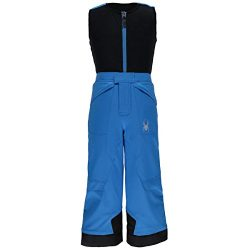 Spyder Mini Expedition Ski Pant, French Blue/Black, Size 5