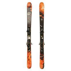 Used 2015 Atomic Vantage Panic Skis with Atomic Bindings C Condition – 157cm