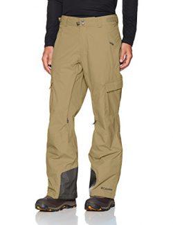 Columbia Men's Ridge 2 Run II Pants, Large/Short, Sage