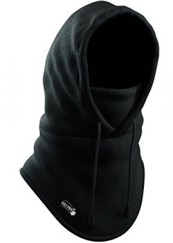 Balaclava Fleece Hood – Windproof Face Ski Mask – Ultimate Thermal Retention & M ...