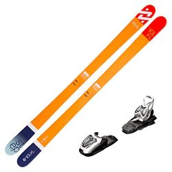 Volkl 2016 Step Jr Skis w/Marker 4.5 EPS Binding (128)