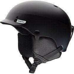 Smith Optics Gage Adult Ski Snowmobile Helmet – Matte Black / Xlarge