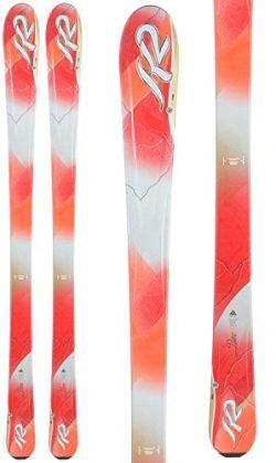 K2 Pure Skis Womens Sz 139