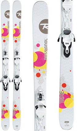 Rossignol Trixie Skis + Xpress 10 Bindings – 2017 Women's – 158 cm