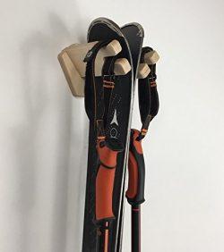 Veritcal Single Ski Wall Rack