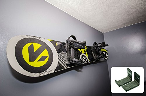 Snowboard Display Rack | Naked Wall Rack | Black – StoreYourBoard