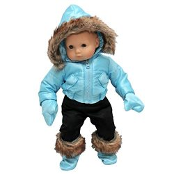 The Queen's Treasures 15″ Doll Clothes For American Girl 's Bitty Baby & T ...
