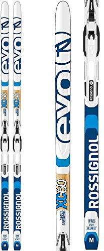 Rossignol Evo Tour 60 IFP Positrack XC Skis w/Control Step In Bindings Sz 186cm
