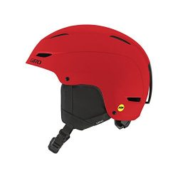 Giro Ratio MIPS Snow Helmet Matte Red L (59-62.5cm)