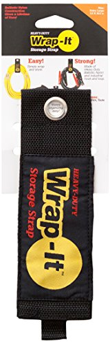Wrap-It Storage 100-40B Straps, X-Large, Black